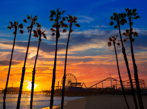 muscle-beach-santa-monica-sunset-image