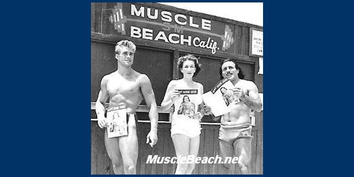 f82585126 Little did they know as so many regulars at Santa Monica's Muscle Beach  during the mid-1950s in Santa Monica that they were standing on the  threshold to a ...